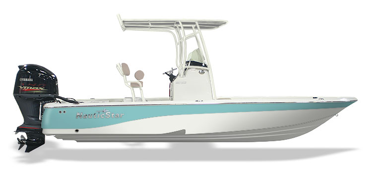 Render of NauticStar Bay Boat