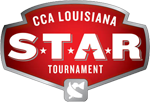 cca louisiana star tournament logo