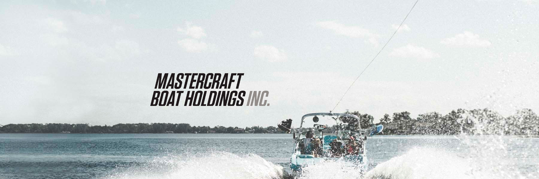mastercraft boat holdings inc hero banner