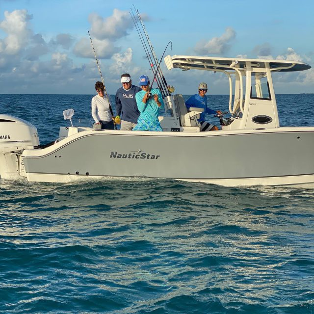 This week is off to a good start! #28XS ~ ~ #boating #boatinglife #boats #boat #boatlovers #nauticstar #nauticstarboats #bayboat #fishing #fishermen #fish #bluewater #redfish #deckboat #inshorefishing #offshore #floridasportsman #yamahaoutboards #simradyachting #socialdistancing #centerconsoleboats #speckledtrout #sportfishing #islamorada