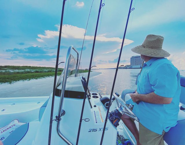 Getting away from it all. ~ ~ #boating #boatinglife #boats #boat #boatlovers #nauticstar #nauticstarboats #bayboat #fishing #fishermen #fish #bluewater #redfish #deckboat #inshorefishing #offshore #floridasportsman #yamahaoutboards #simradyachting #socialdistancing #centerconsoleboats #speckledtrout #sportfishing #instagood #picoftheday