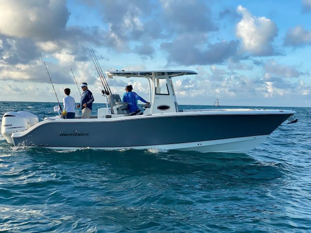 Through Thick and Thin. #NauticStar 28XS  ~ ~ #boating #boatinglife #nauticstarboats #boatingaround #fishing #deepwaterculture #bluewater #redfish #floridafishing #yamahaoutboards  #socialdistancing #centerconsoleboats #sportfishing #instagood #picoftheday