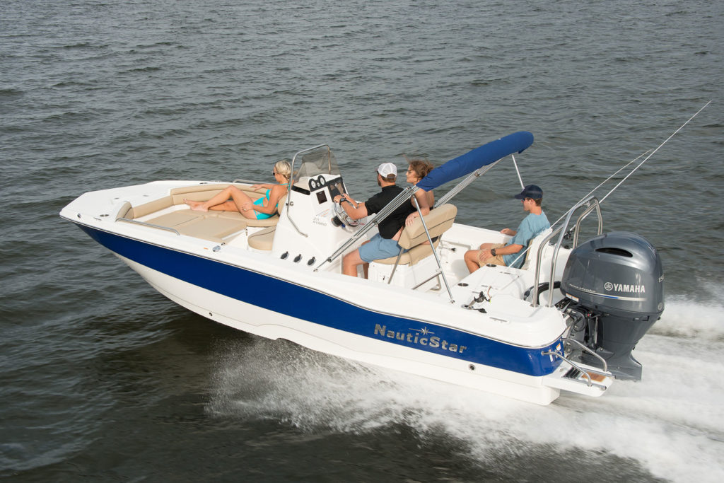 211 Hybrid | NauticStar Boats