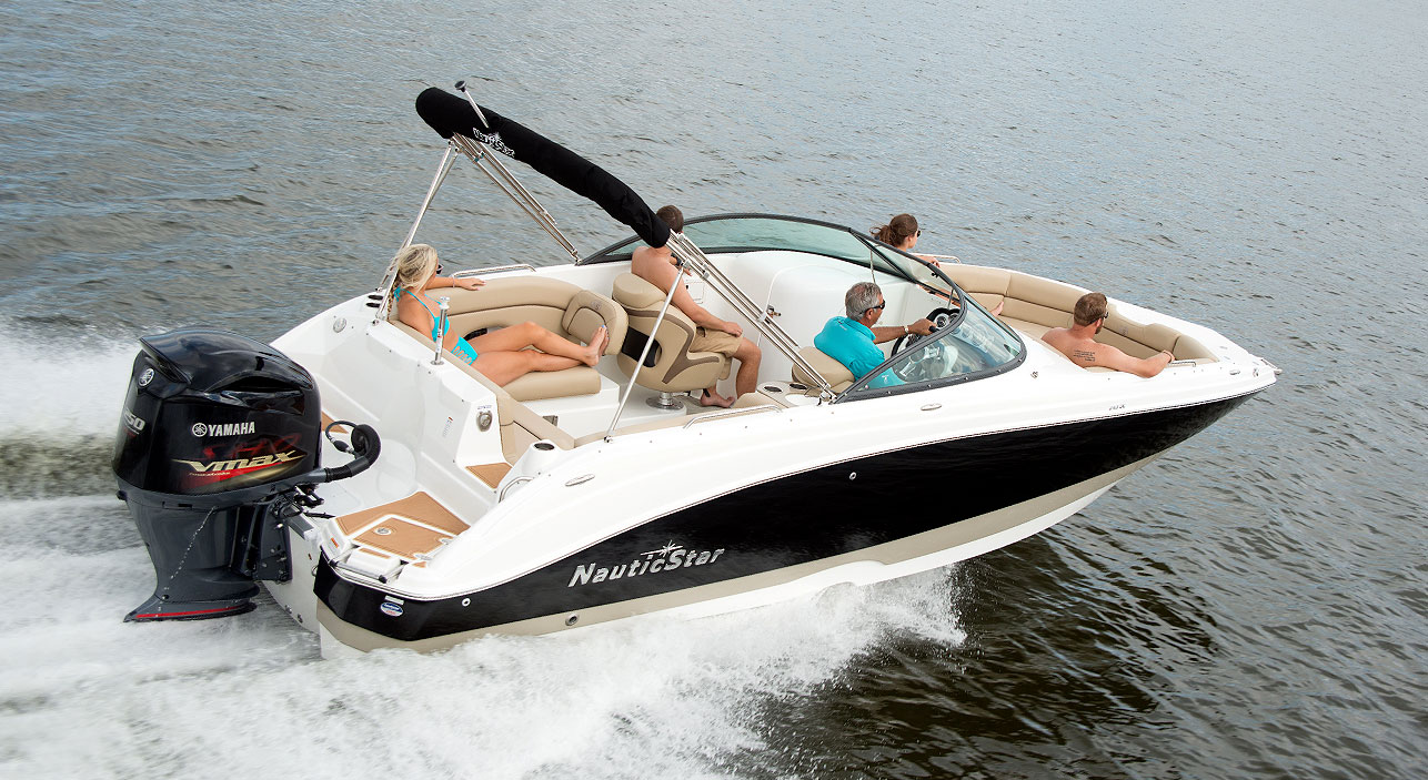 243 DC Dual Console Deck Boat | NauticStar Boats Nautic Star Boat Wiring Diagram on nautic star boat cover, nautic star boat seats, nautic star boat parts,