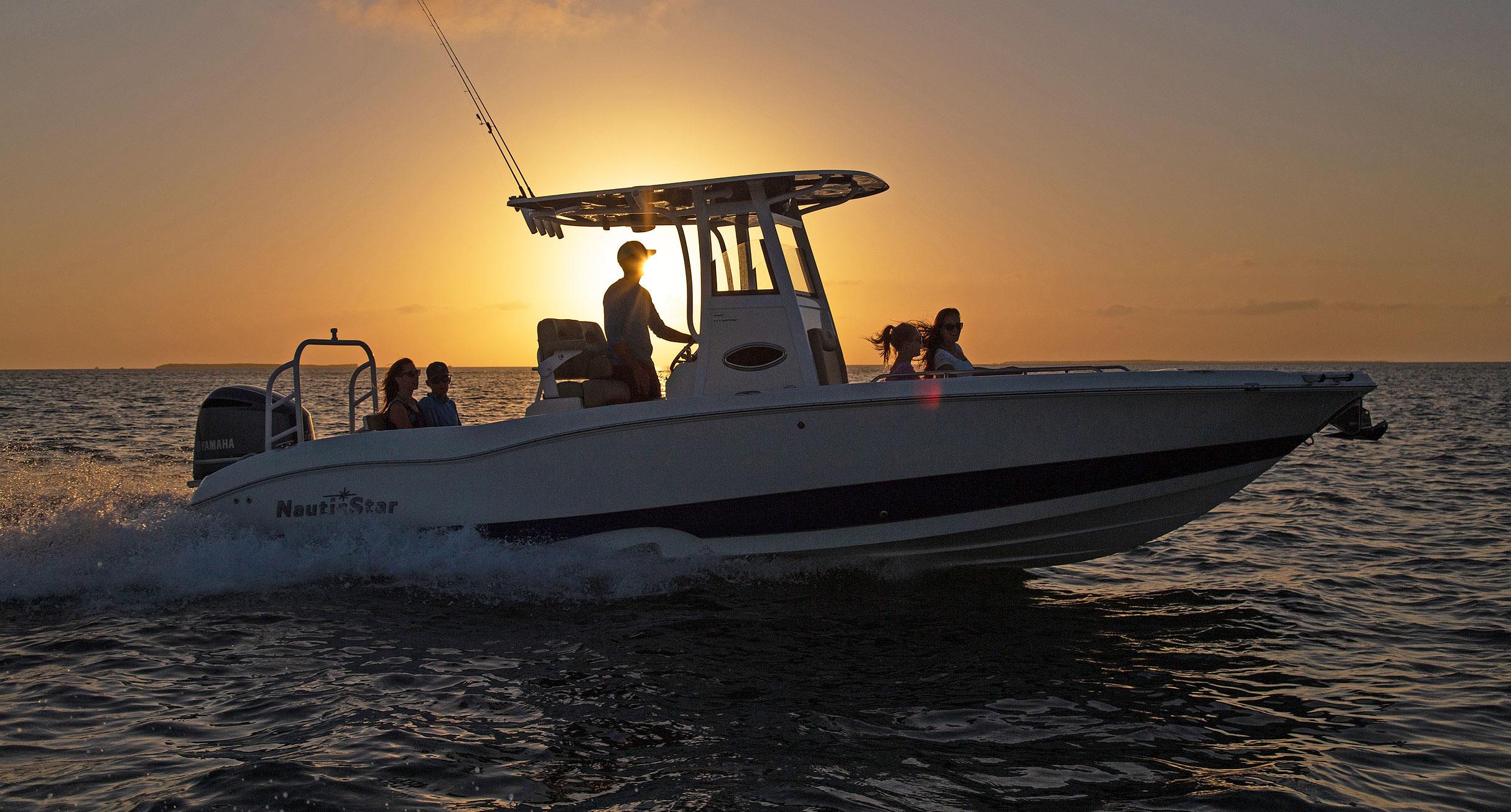 251 Hybrid | NauticStar Boats