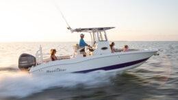 251 Hybrid Running Starboard