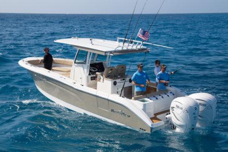 32XS Fishing Bluewater
