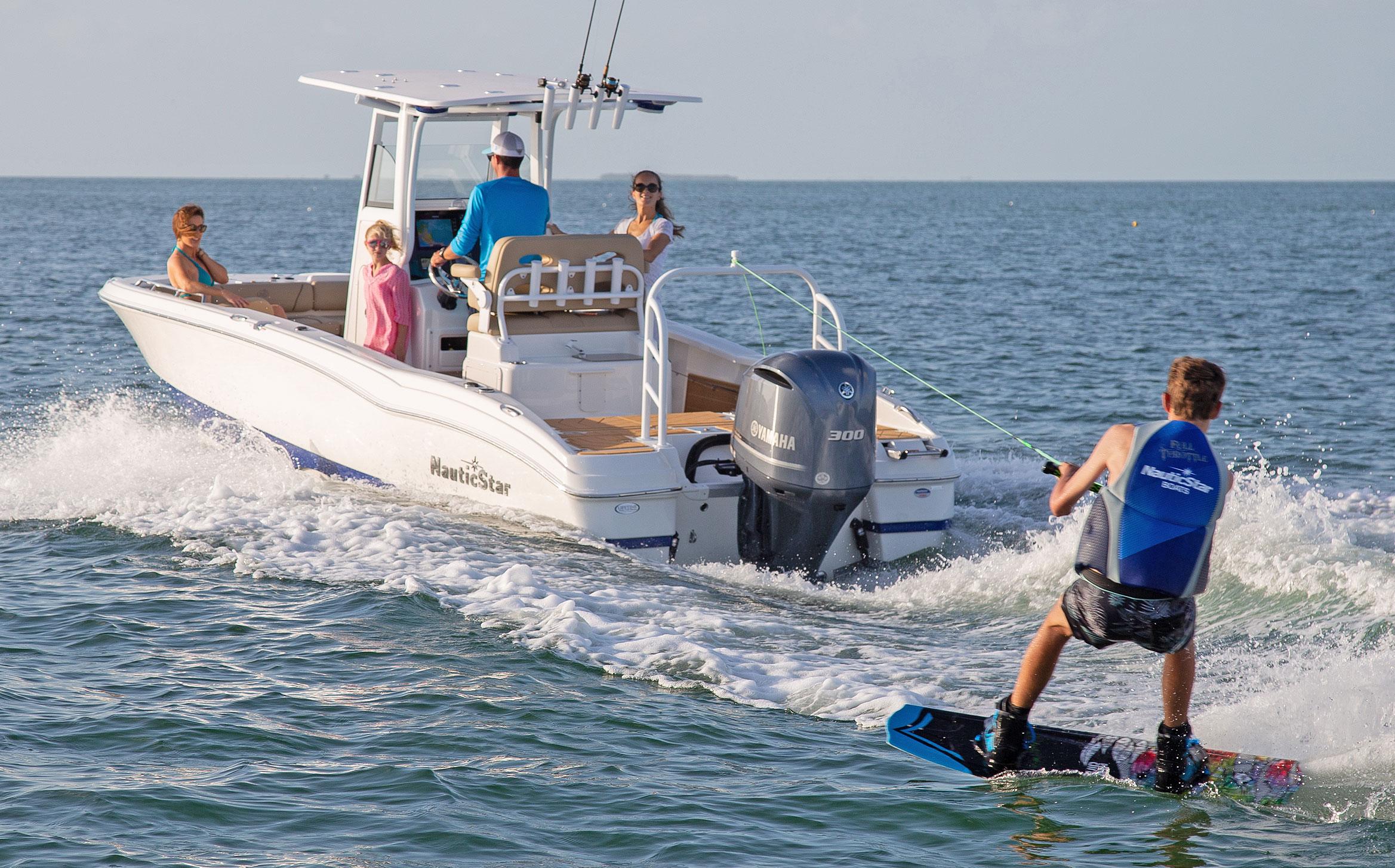 NauticStar Boats | Bay Boats, Deck Boats and Offshore Boats