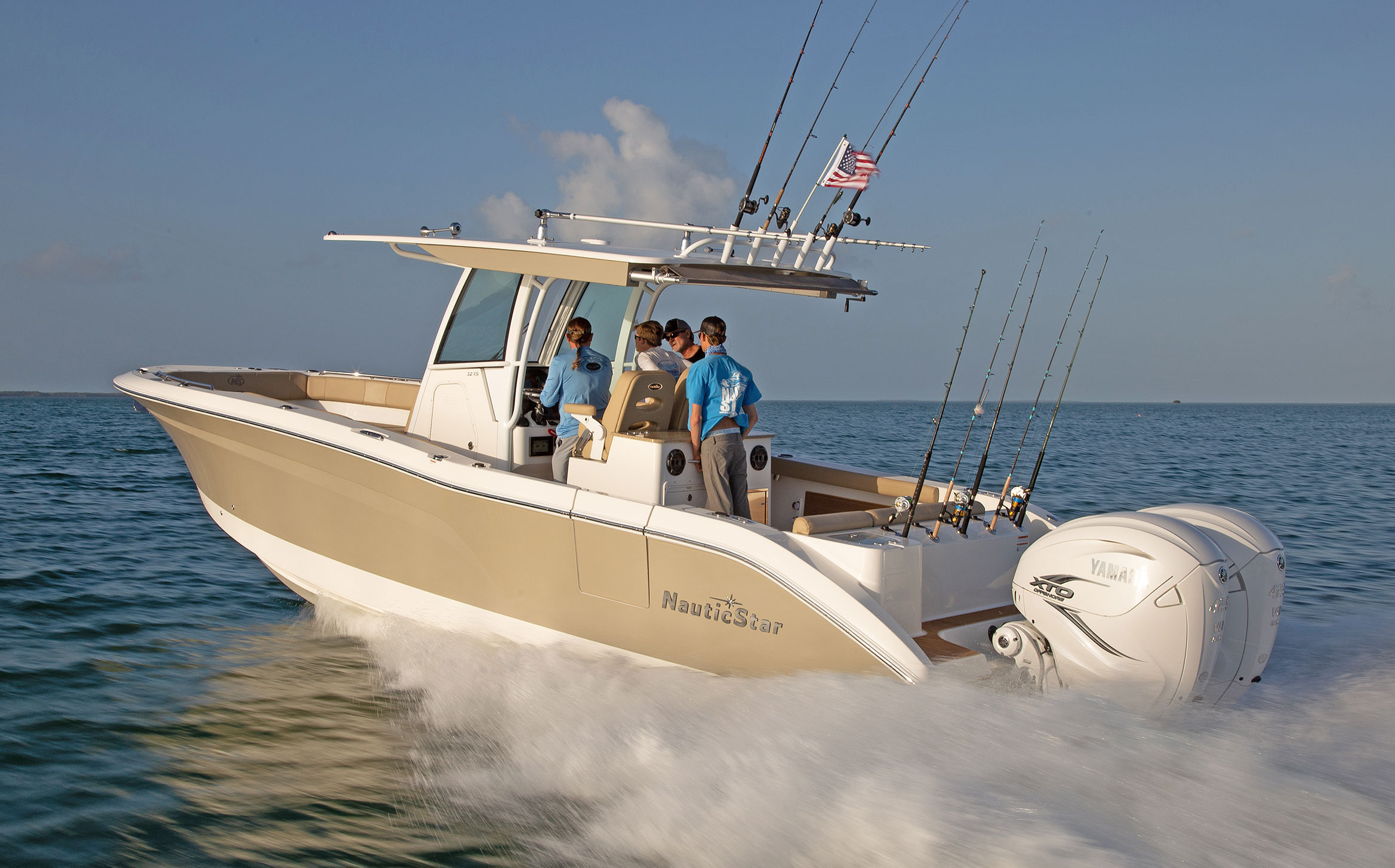 NauticStar Boats | Bay Boats, Deck Boats and Offshore Boats