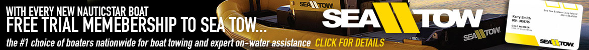 free trial membership to Sea Tow