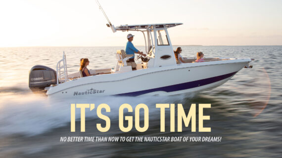 article image for Get In a New NauticStar Fast and Enjoy the Full Season
