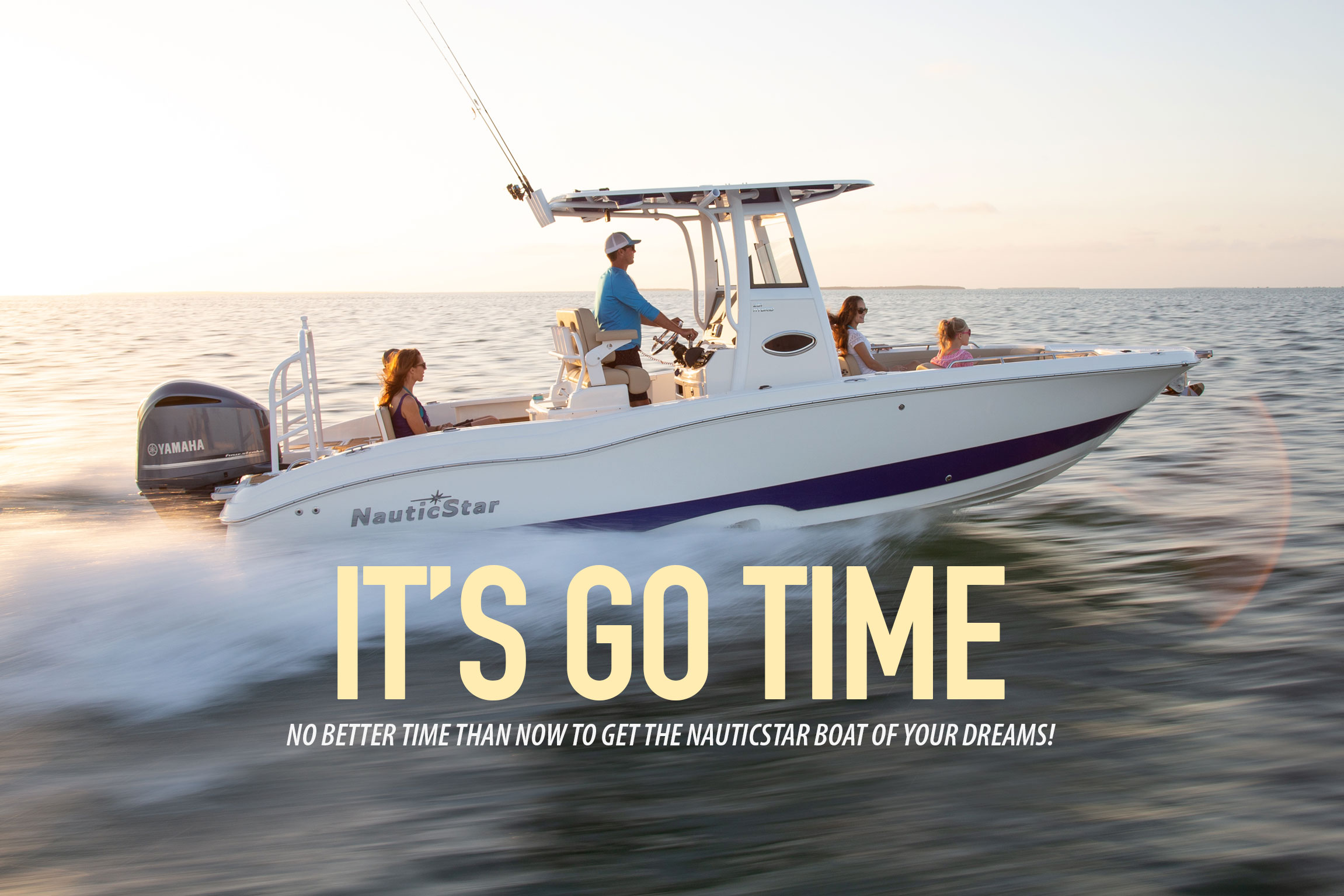 its go time for a great nauticstar deal