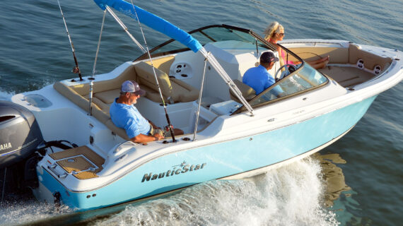 article image for NauticStar 2302 LDC – Improved Recreation and Comfort
